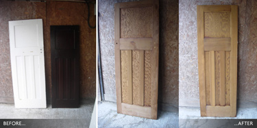 Door stripping - London, Guildford, Beds, Bucks