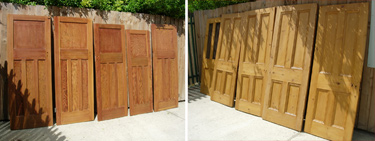Doorstripping - London, Guildford, Beds, Bucks